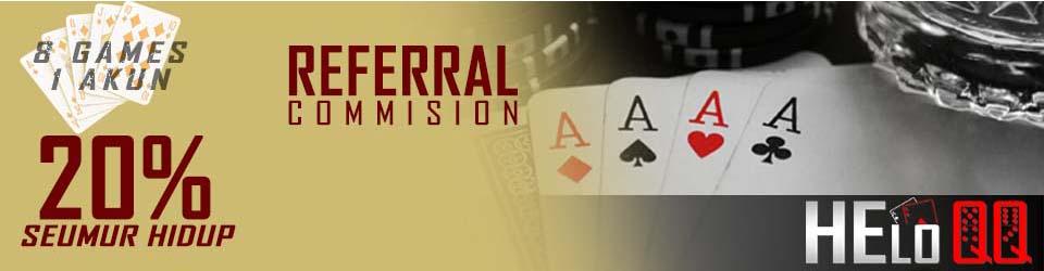promo referral poker online terpercaya